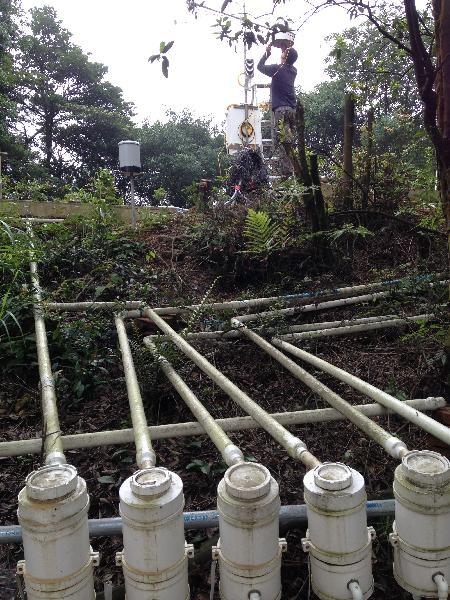 地表水地下水收集装置