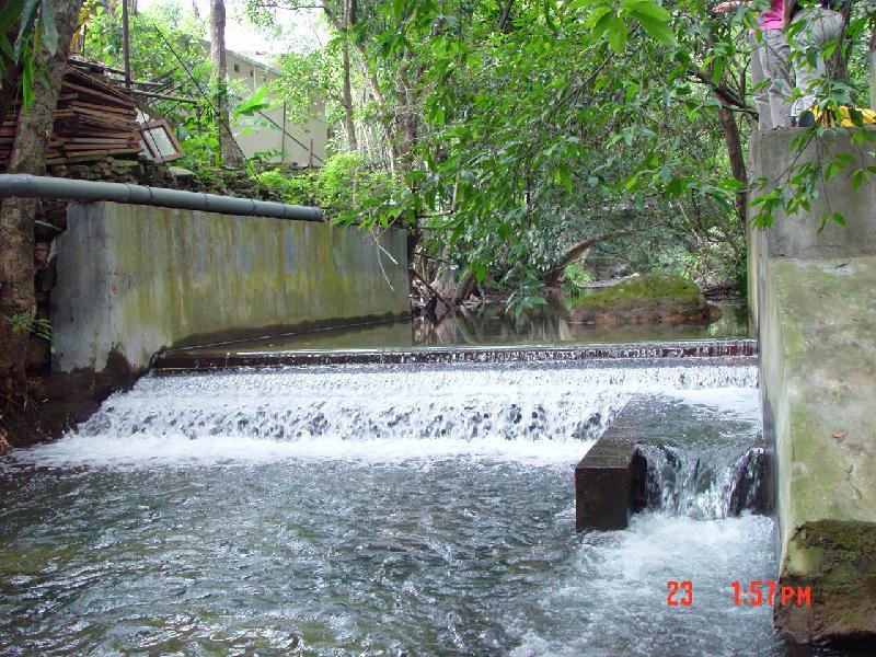 东沟集水区