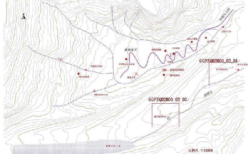 GGFZQ02贡嘎山站冰川退缩迹地演替过程冰川河站区采样点