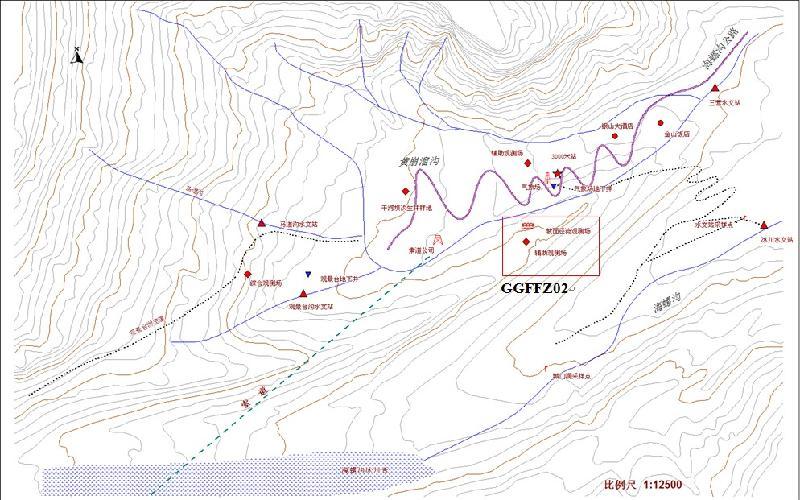 GGFFZ02贡嘎山站峨眉冷杉成熟林辅助观测场