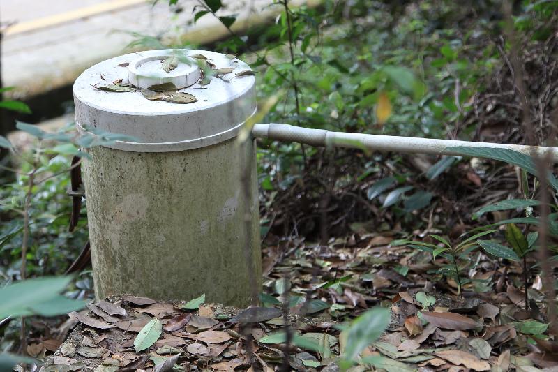 虹吸式小流量水量观测设备