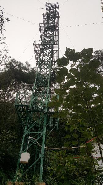 地质通量塔