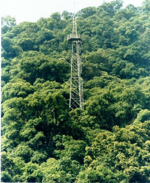 小气候观测铁塔