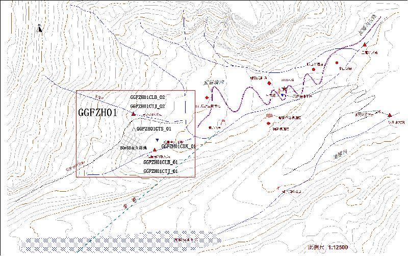 GGFZH01贡嘎山站观景台综合观测场长期观测采样地